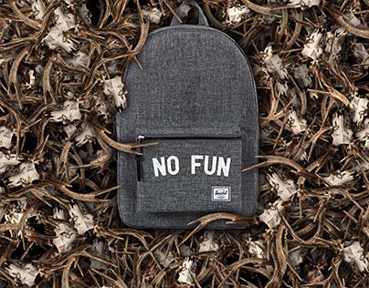 Herschel x No Fun - Advertising Concept