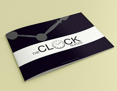 Clock Hotel Catalogue Design