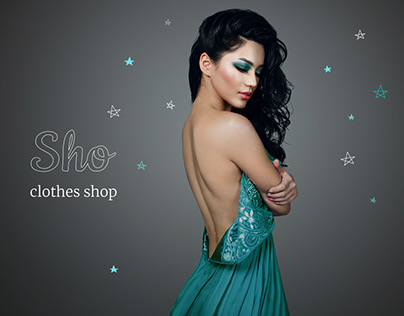 Sho — online clothes shop.