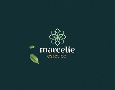 Logo Marcelie Estética