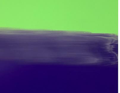 Colour blend monoprints_no1/no2/no3
