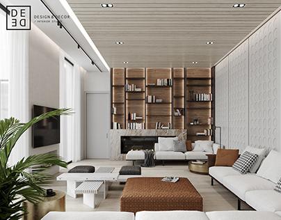 DE&DE/Villa on Cyprus: first floor