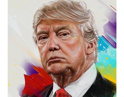 Politicians Art