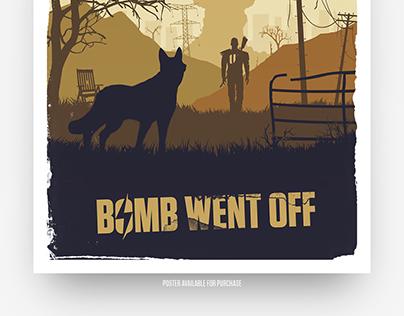 BOMB WENT OFF