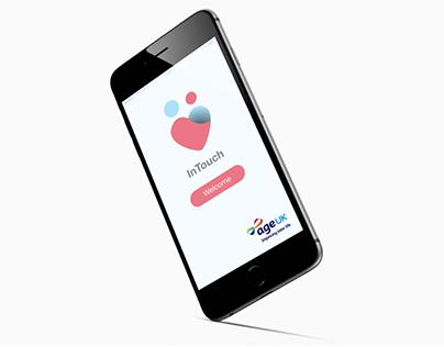 InTouch Befriending App