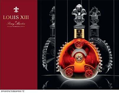 [EXTRAIT] Stratégie Louis XIII e-Reputation Worldwide