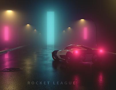 Rocket League fan art