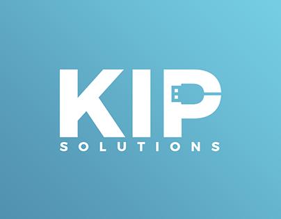 KIP Solutions| Logo Design | Branding