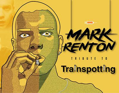 Mark Renton - Ilustración