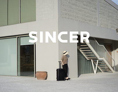 SINCER丨Rebranding