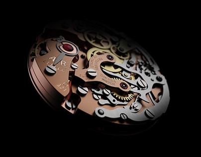 Omega Speedmaster Watch   Renders