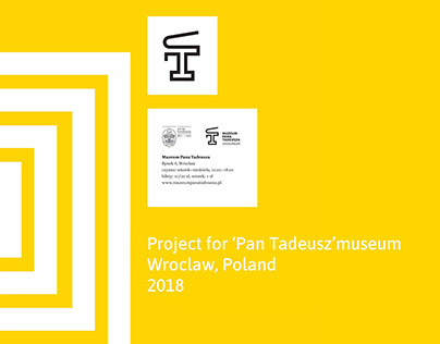 A communication project for the museum 'Pan Tadeusz'