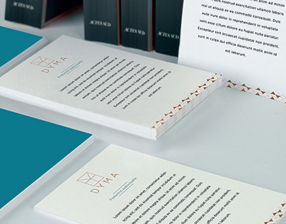 Dyma - Brand identity