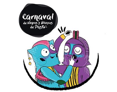 Carnaval de Negros y Blancos de Pasto 2019