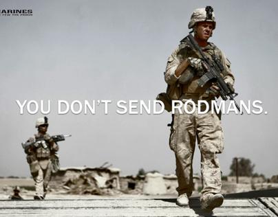 United States Marines: OLA/Posters