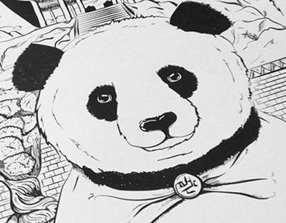 PANDA! - PaperBrain Lab Poster