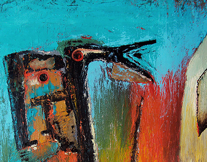 Oil Paintings, New