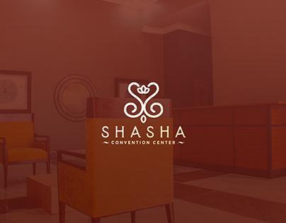 Shasha Convention Center Brand Identity