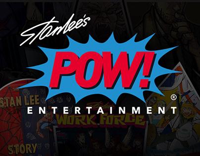 POW! Entertainment Official Website