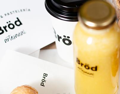 Bröd Packaging.