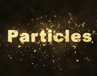Particles in After Effects
