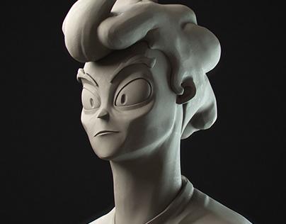 QuickSculpt #1