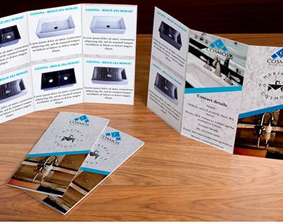 Дизайн буклета и PostCard