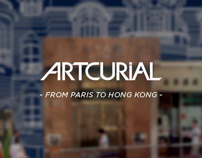 ARTCURIAL - Hong Kong // Depack Asia Pacific