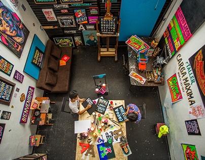 Carga Máxima Studio - Lima