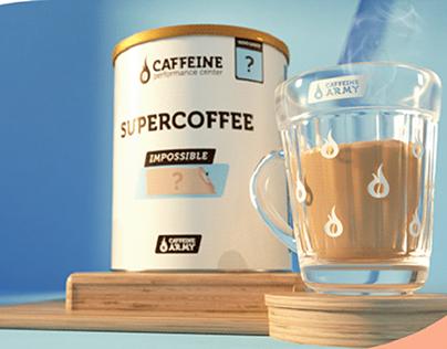 Lançamento SuperCoffee Vanilla Latte