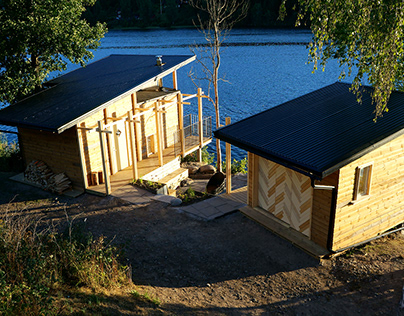 Community sauna design build