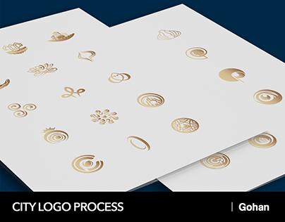 City of Pearl - 2016 Logo Development