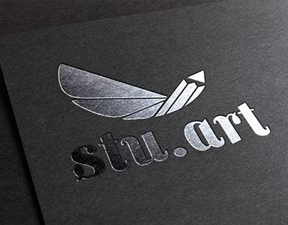 Logo Design for stu.art