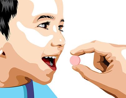 Polio Illustration