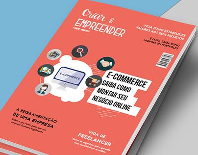 Revista • Criar & Empreender