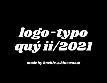 logo-typo quý II/2021