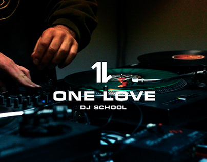 "Logotype school of DJ""s"