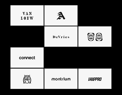 Logotypes & Symbols Volume 2