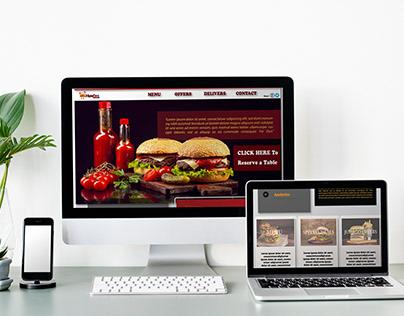 web & application designing