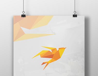 Polygone // Poster Design
