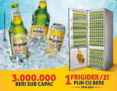 Bergenbier - National Promo Campaign KV&TV (2017)