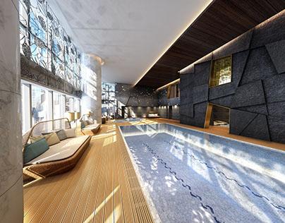 SPA & GYM - Suzhou Hotel
