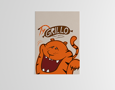 Grillo packaging concept