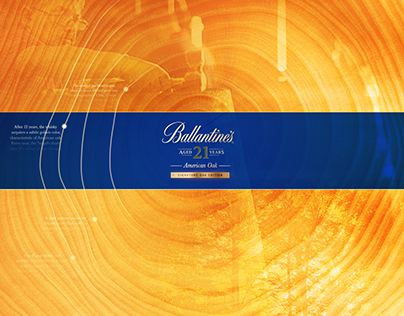 Ballantine's | Echoes of Wood