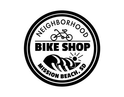 Bike Shop Branding