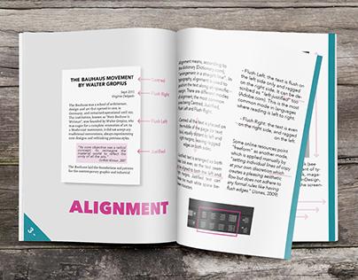 Typographic Principles Booklet