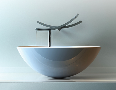 Seesaw faucet