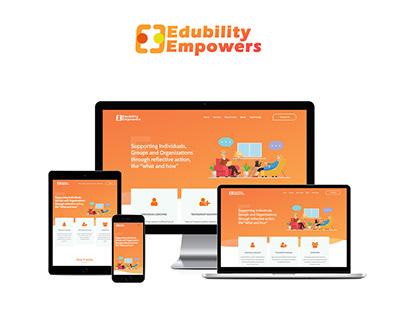 Edubility Empowers Responsive Website