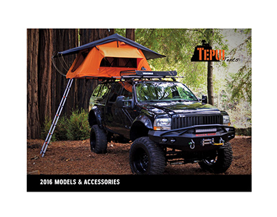Tepui Tents Catalog