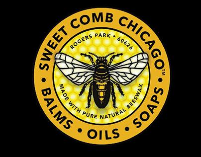 Sweet Comb Chicago. Social Media